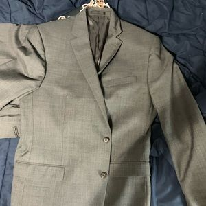 Ralph Lauren Gray Suit